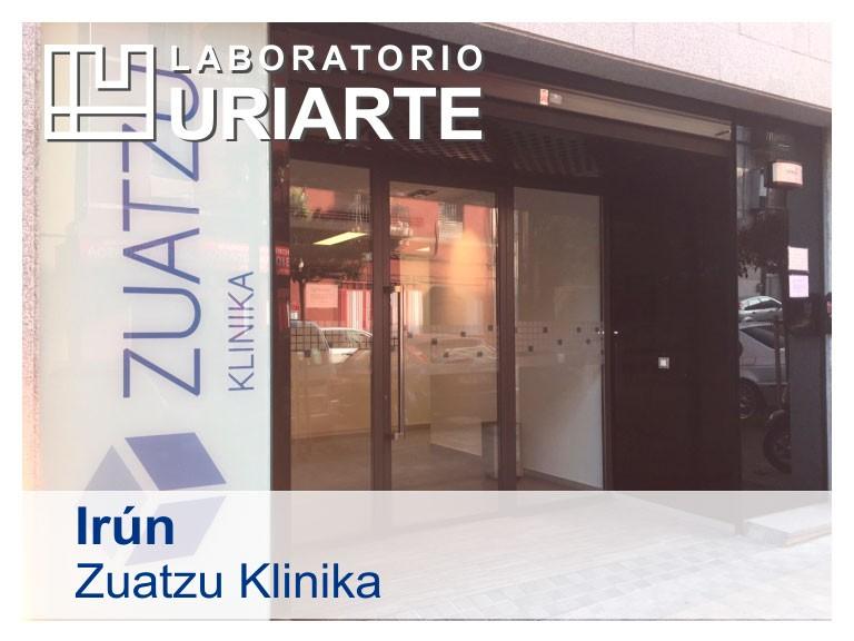 Irún – Clínica Zuatzu
