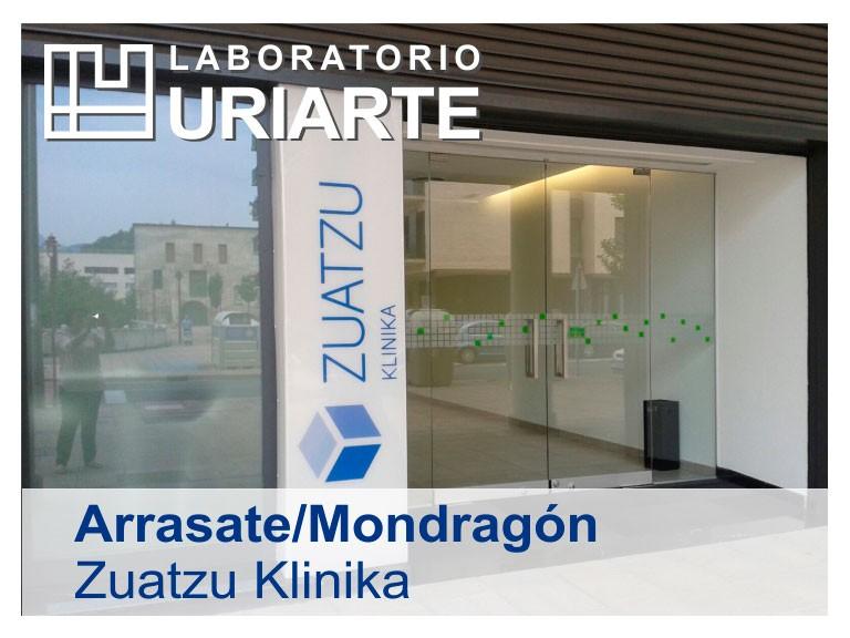 Arrasate/Mondragón – Clínica Zuatzu