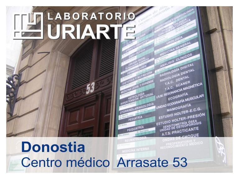 SS- Centro Médico Arrasate 53