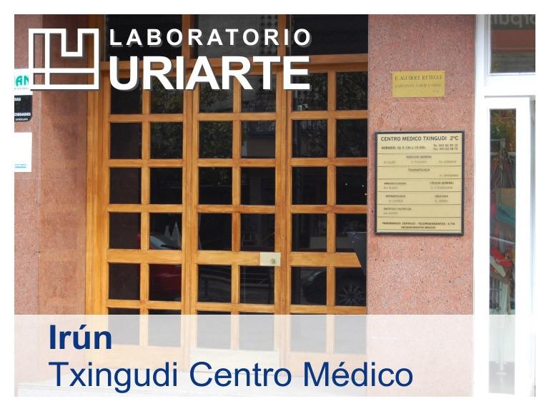 Irún – Txingudi Centro Médico